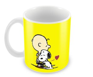 Caneca Snoopy Have a Nice Day