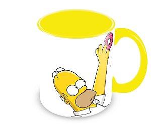Caneca Os Simpsons - Homer Simpson
