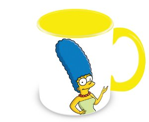 Caneca Os Simpsons - Marge Simpson