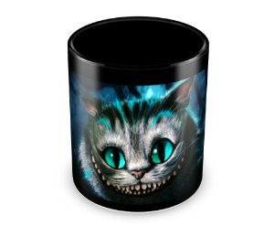 Caneca Gato Cheshire - Alice no País das Maravilhas