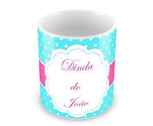 Canecas Dinda & Dindo - Com Nomes
