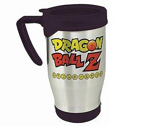 Caneca Térmica Dragon Ball Z Goku 500 ml