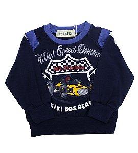Camiseta Infantil Menino Race