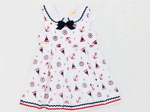 Vestido Marinheiro Mily