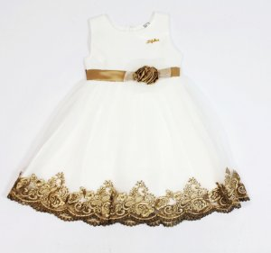 Vestido Dourada