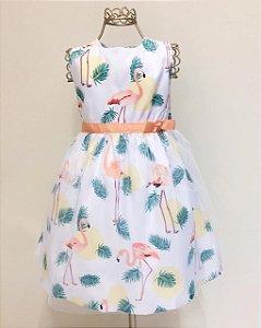 Vestido Flamingo Mily