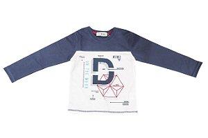Camiseta Infantil Menino D Kiki