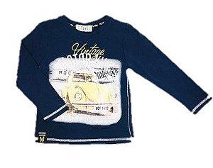 Camiseta Infantil Menino Fusca