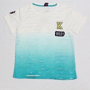 Camiseta Masculina Kiki 10-16 Anos