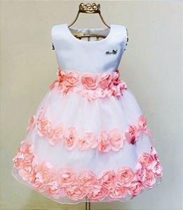 Vestido Floral Mily