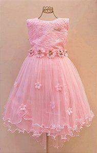 Vestido Mily Mullets 8-12  Anos