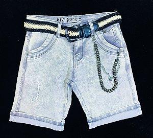 Bermuda Masculina Jeans Kiki