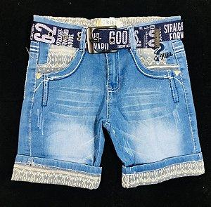 Bermuda Jeans 1-3 Anos