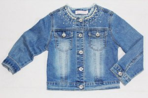 Jaqueta Jeans Mily