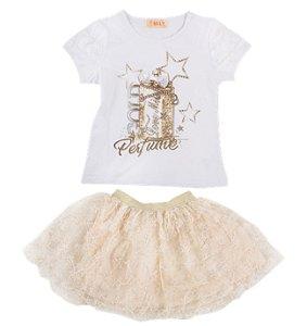 Conjunto Infantil Menina Perfume
