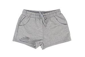Shorts Teen Infantil Menina Malha