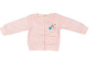 Blusa Infantil Menina Mini Flores