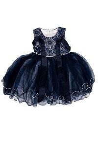 Vestido Infantil Menina Charmoso