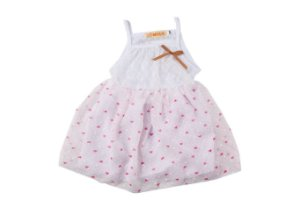 Vestido Infantil Menina Regatinha