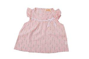 Vestido Infantil Menina Mini Flores