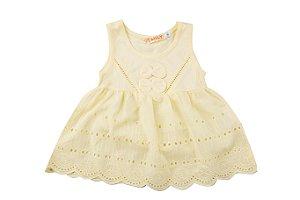 Vestido Infantil Menina Leve