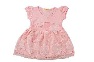 Vestido Infantil Menina Fofo