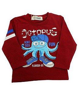 Camiseta Infantil Menino Polvo