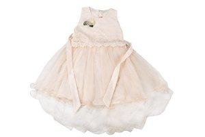 Vestido Infantil Menina Tulê