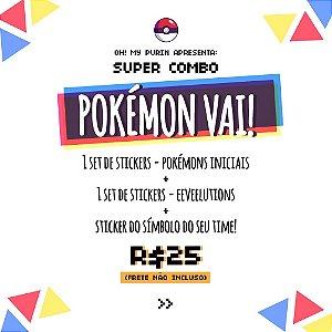 COMBO - Pokémon!