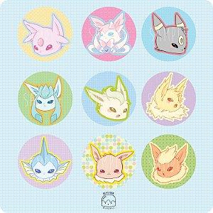 Chaveiros - Pokemon