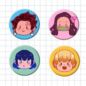 Mini-bottons