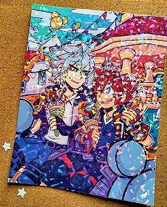 Print - Kingdom Hearts