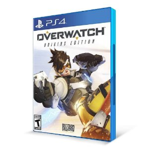 Overwatch - PS4 - Mídia Física