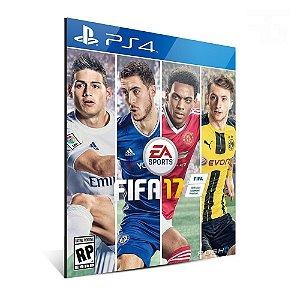 Fifa 17 - PS4 - PT/BR Mídia Digital