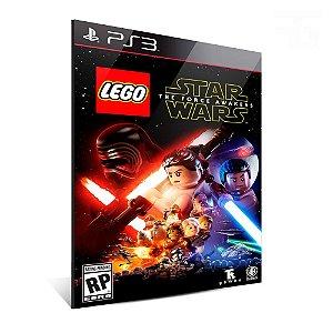 LEGO® STAR WARS™: O DESPERTAR DA FORÇA - PS3 - MÍDIA DIGITAL