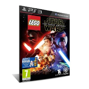 Lego Star Wars: The Force Awakens - Mídia Digital - Playstation 3