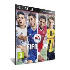 FIFA 17 - INGLÊS - Mídia Digital - Playstation 3