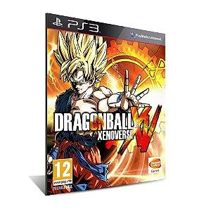 Dragon Ball Xenoverse - Mídia Digital - Playstation 3