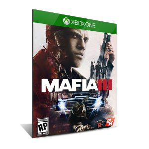 Mafia III -MÍDIA DIGITAL- XBOX ONE