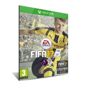 FIFA 17 - Mídia Digital - XBOX ONE