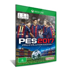 PRO EVOLUTION SOCCER 2017 - Mídia Digital - XBOX ONE