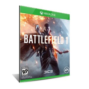 BATTLEFIELD 1- Mídia Digital - XBOX ONE