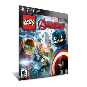 Lego Marvel's Avengers  - Mídia Digital - Playstation 3