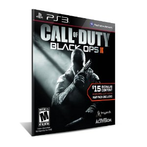 Call of Duty®: Black Ops II With Revolution Map Pack - Mídia Digital - Playstation 3