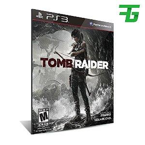 Tomb Raider - Mídia Digital - Playstation 3