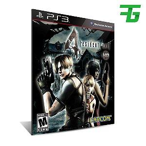 Resident Evil 4 - Mídia Digital - Playstation 3