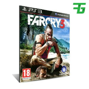 Far Cry 3- Mídia Digital- Playstation3