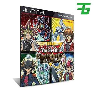 Yu-gi-oh Yu Gi Oh Millennium Duels - Mídia Digital - Playstation 3