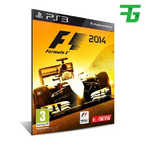 F1 2014 -Mídia Digital - Playstation 3