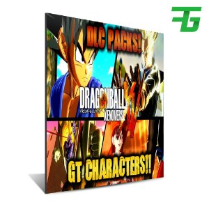 Dlc Dragon Ball Xenoverse Gt Pack 1 - Mídia Digital - Playstation 3